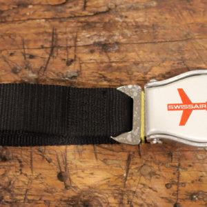 Swissair ceinture noire